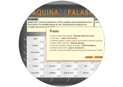 KOINONÍA: MÁQUINA DE PALABRAS
