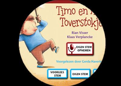 TIMO EN HET TOVERTOKJE