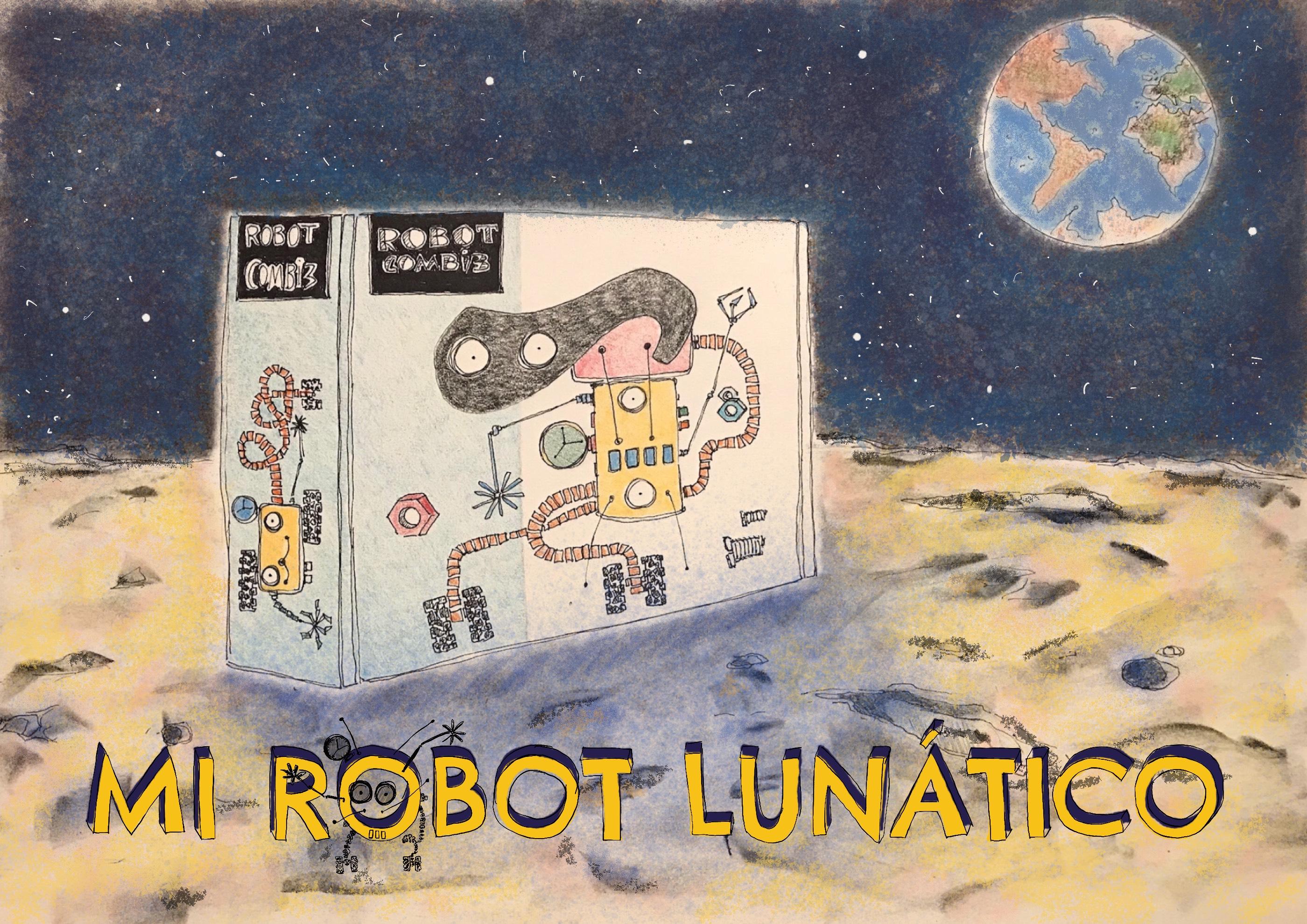 Ficción interactiva Mi Robot Lunático